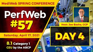 PerfWeb 57 — MediWeb Spring Conference — Day 4