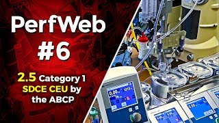 PerfWeb 6 - Cardioplegia: Is There a Difference? ECMO: Patient Selection Matters.
