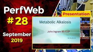 Metabolic Alkalosis – Definition, etiology and treatment - John Ingram, CCP