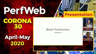 Blood Transfusions Contemporary use of blood transfusions in medicine