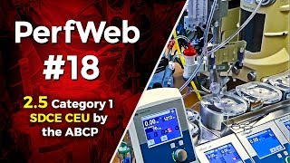 PerfWeb 18 – Pump and Operative Field Shown Simultaneously - Mark Mettauer, MD