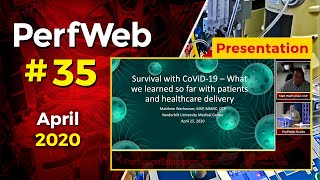 ECMO survival with CoViD 19 – What we learned so far - Mat Warhoover, CCP - Dr. Hany Samir