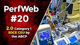 PerfWeb 20 – Priming solutions and volume management on CPB