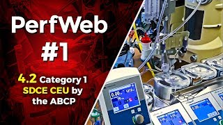 PerfWeb 1 - TCD, Minimally Invasive Cardiac Surgery, ECMO Coverage Management.