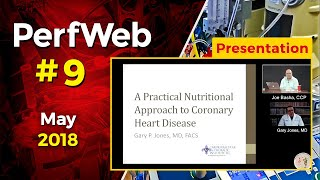 A Practical Nutritional Approach to Coronary Heart Disease Dr. Gary Jones