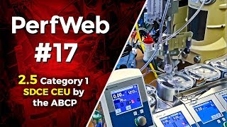 PerfWeb 17 – Pediatric perfusion refresher for the adult perfusionist